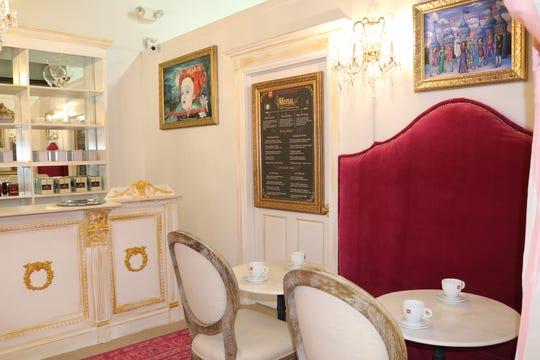 Parisian Tea Room added to Marlboro fashion school