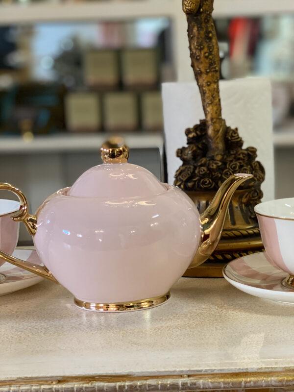 cristina re blush teapot